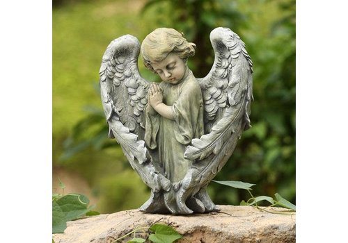 Baby Angel With Wings 11.5""