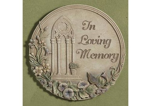 In Loving Memory Stepping Stone 11""