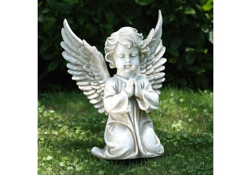 "Kneeling Angel 15""x6.75""x11.75"""