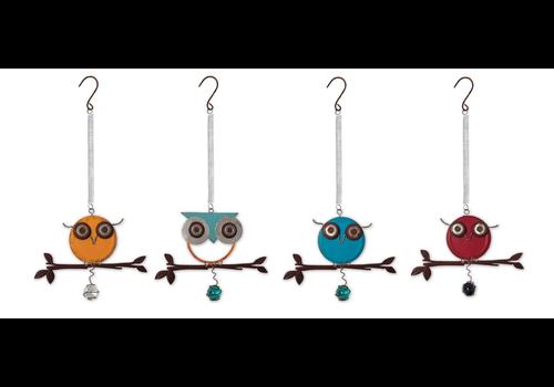 Owl Found Objects Bouncy
