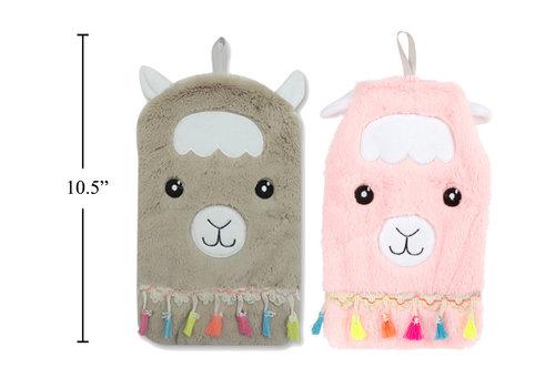 Llama Plush Hot Water Bottle