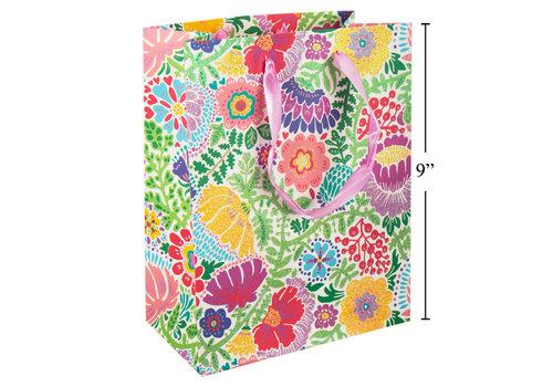 Fun Floral Gift Bag