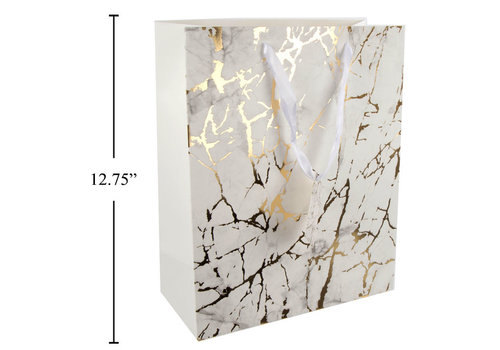 Marble Gift Bag Large
