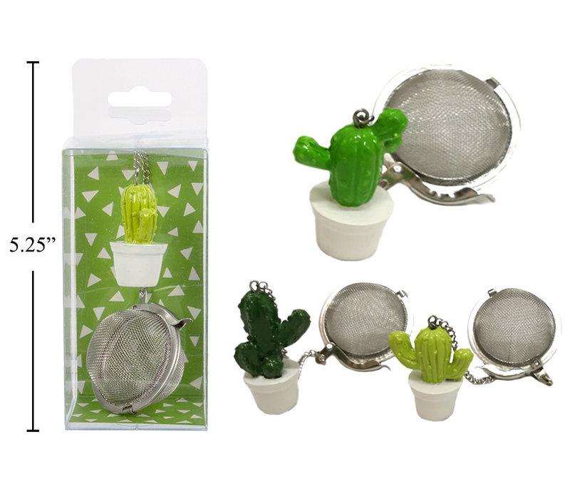 Cactus Tea Ball
