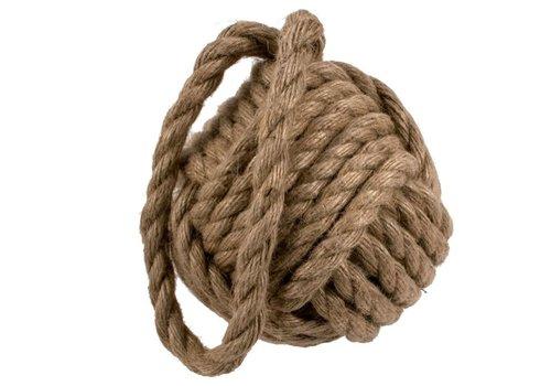 Nautical Monkey's Fist Rope Door Stop