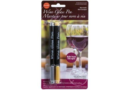 Wine Glass Pen
