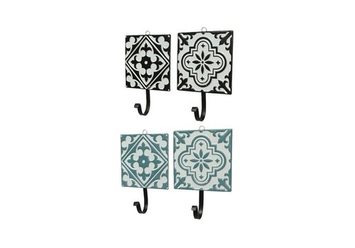 Coat Rack Embossed Mosaic