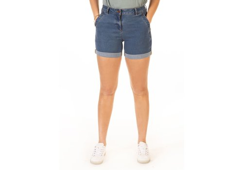 Dex Denim Mom Short