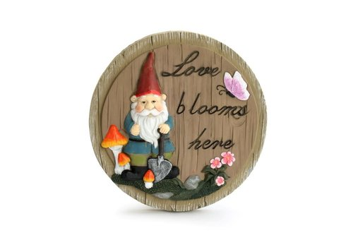 """Gnome Stepping Stone 9.5"""""""