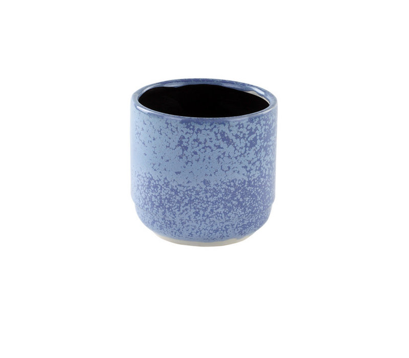 Blue Speckled Planter