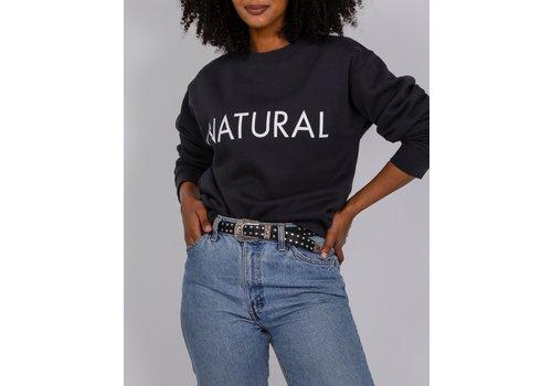 Brunette The Label Natural Crew
