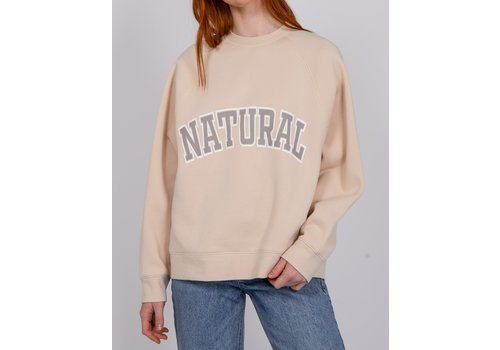 Brunette The Label Natural Not Your BF's Crew