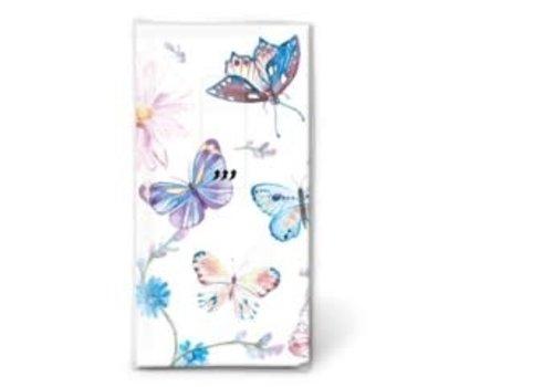 Butterflies Tissue