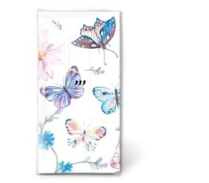 Butterflies Tissue