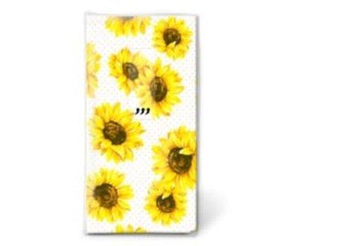 Sunflower Garden Tissue