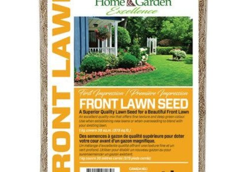 Home & Garden Excellence Front Lawn Seed 1kg