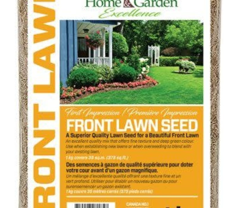 Front Lawn Seed 1kg