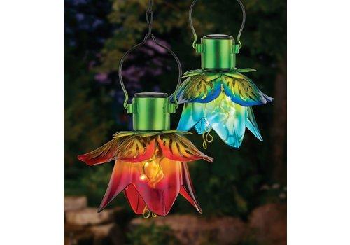 Mini Flower Solar Lantern