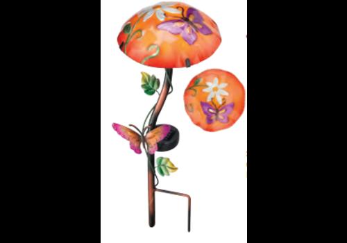 Solar Mushroom Stake