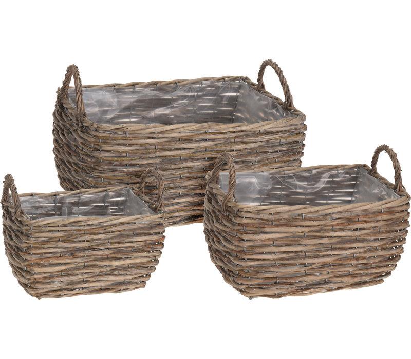 Basket Rectangle