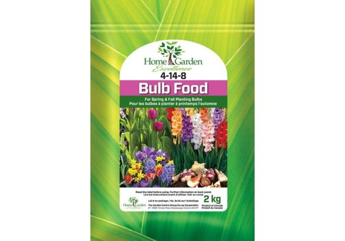Home & Garden Excellence Bulb Food 4-14-8 2kg
