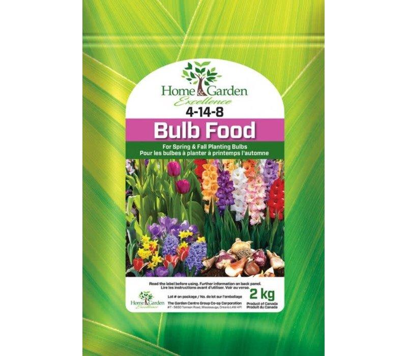 Bulb Food 4-14-8 2kg