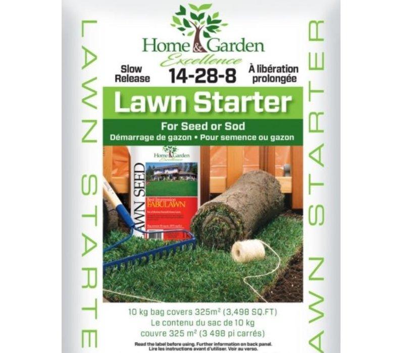 Lawn Starter 14-28-8 2kg