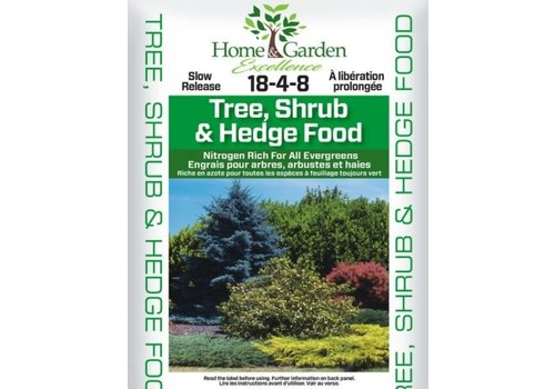 Home & Garden Excellence Tree, Shrub & Hedge Food 18-4-8 2kg