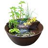 Aquascape AquaGarden Mini Pond Kit Mocha