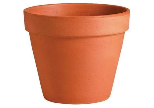 Deroma Standard Clay Pot Terracotta
