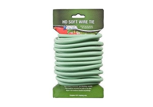 Green Thumb Heavy Duty Wire Tie 16'