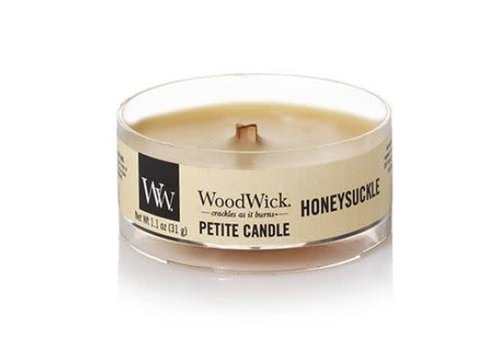 Woodwick Honeysuckle Petite Candle