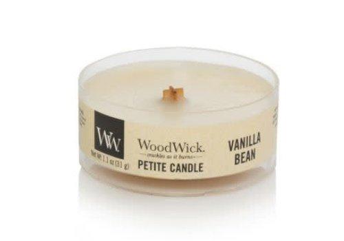 Woodwick Vanilla Bean Petite Candle