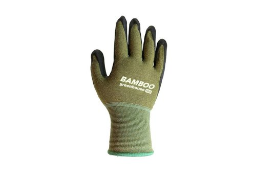 Greenhouse Pro Bamboo Nitrile Gloves