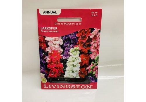 Livingston Larkspur Giant Imperial LV