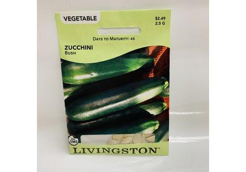 Livingston Zucchini Bush LV