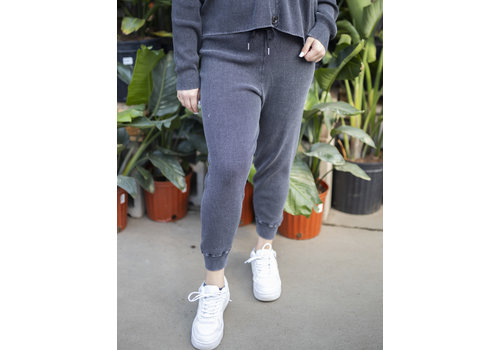 RD Style Acid Wash Thermal Joggers