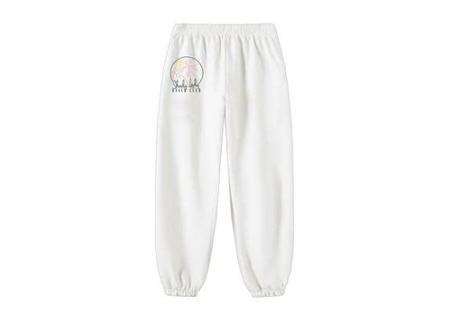 Shady Lady Beach Club Butter Fleece Jogger