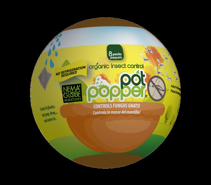 Nema Globe Pot Poppers