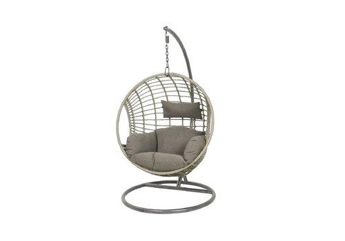 Egg Chair London Wicker