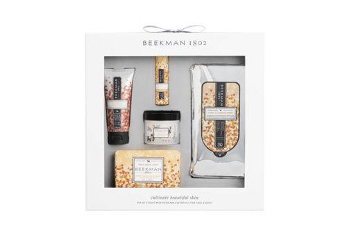 Beekman 1802 Honeyed & Orange Blossom Favorite Fragrance Set