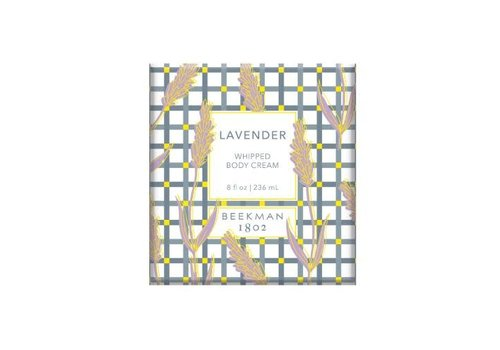 Beekman 1802 Lavender Whipped Body Cream