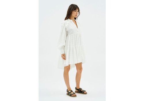 Mink Pink Erin Shirt Smock Dress
