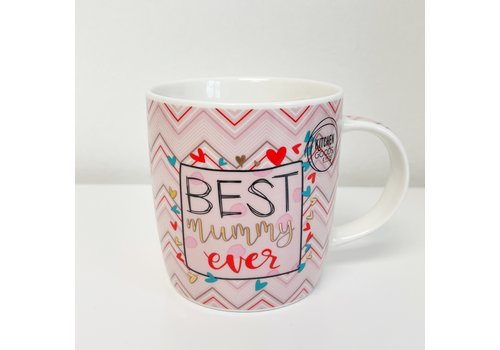 Kaemingk Mug Porcelain With Text