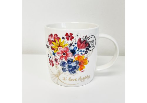 Kaemingk Mug Porcelain With Text