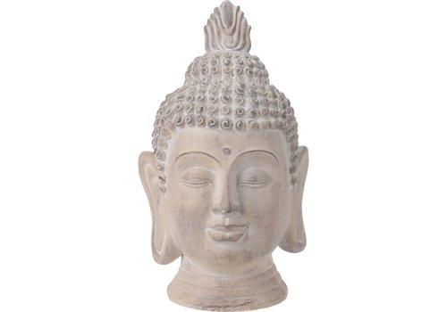 Buddha Head 31x53cm