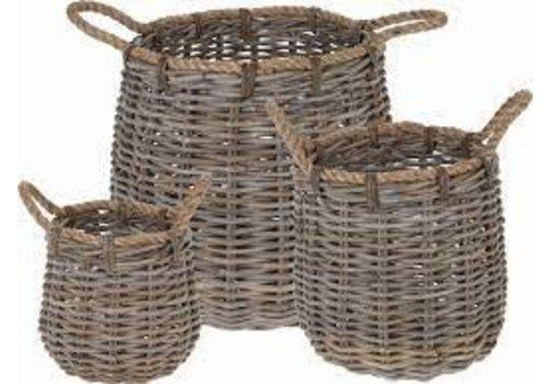 Kubu Basket With Rope