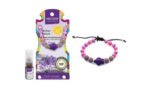 Relaxus Products Mother Nature Aroma Diffuser Kids Bracelet