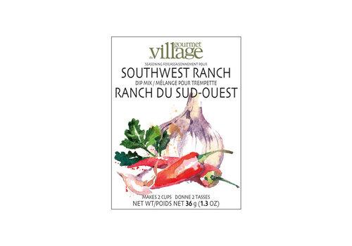 Gourmet Du Village Dip Recipe Box Southwest Ranch