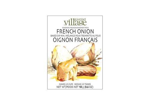 Gourmet Du Village Dip Recipe Box French Onion Baked